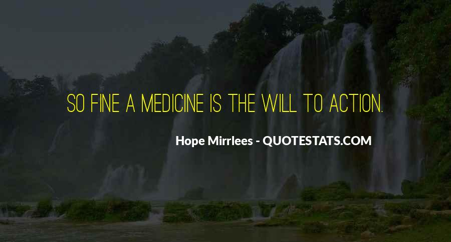 Hope Mirrlees Quotes #1701469