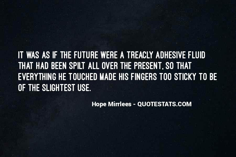 Hope Mirrlees Quotes #572514