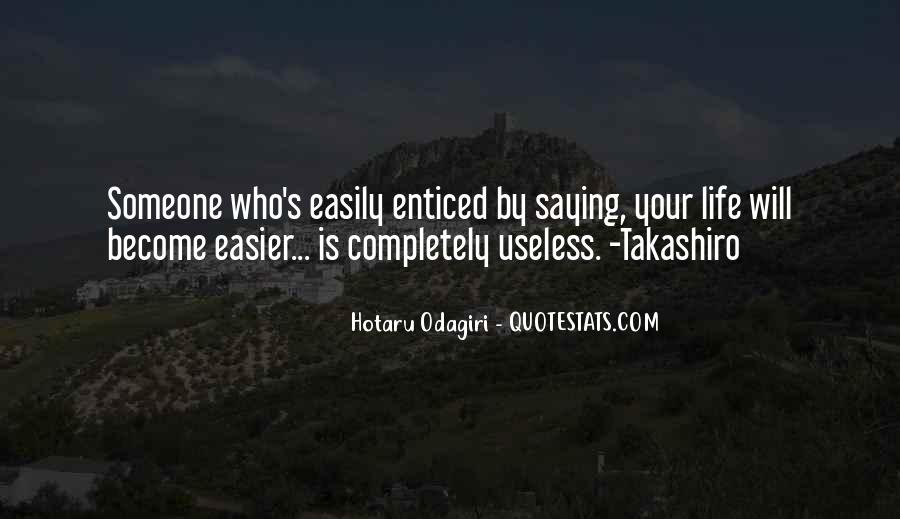 Hotaru Odagiri Quotes #1324842