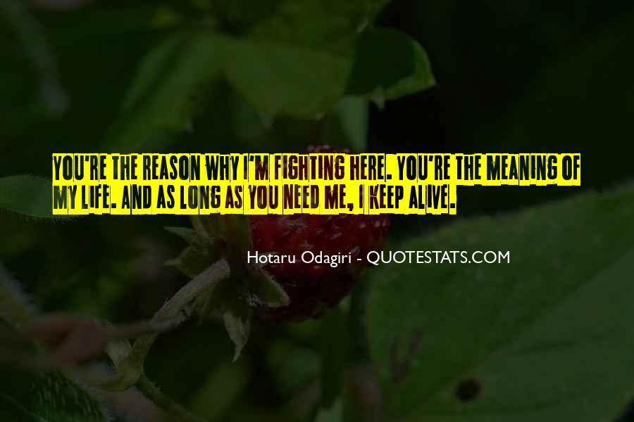 Hotaru Odagiri Quotes #1457051