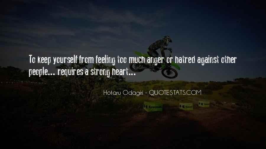 Hotaru Odagiri Quotes #1467222