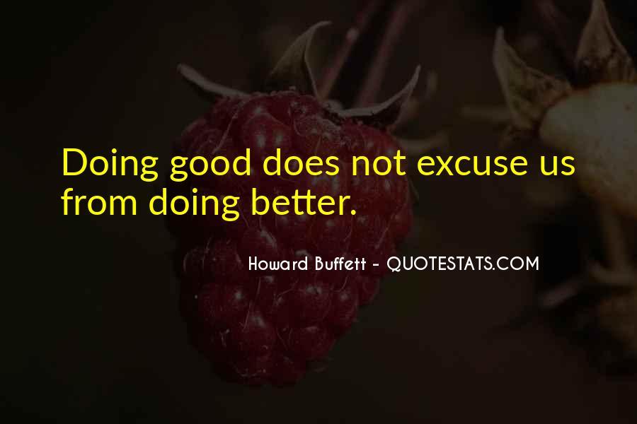 Howard Buffett Quotes #687679