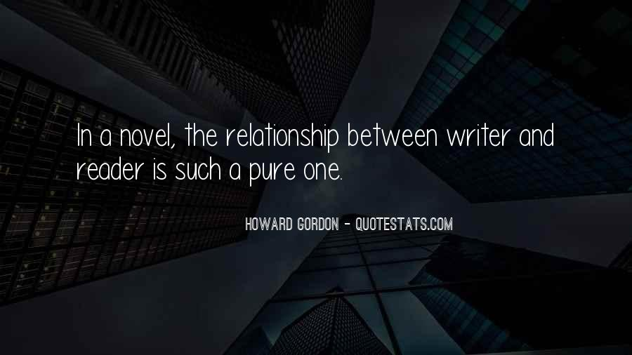 Howard Gordon Quotes #1394571