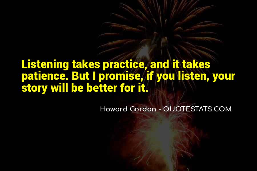 Howard Gordon Quotes #380290