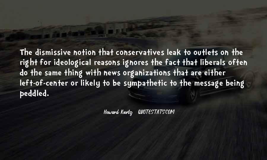Howard Kurtz Quotes #113373
