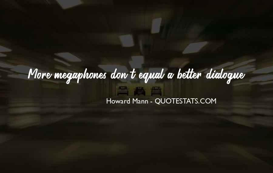 Howard Mann Quotes #665816