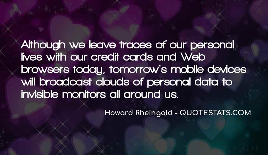 Howard Rheingold Quotes #105713