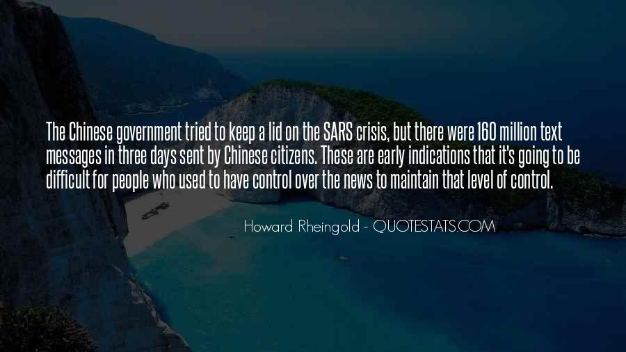 Howard Rheingold Quotes #107959