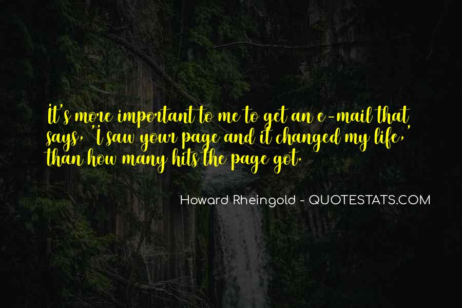 Howard Rheingold Quotes #1295672