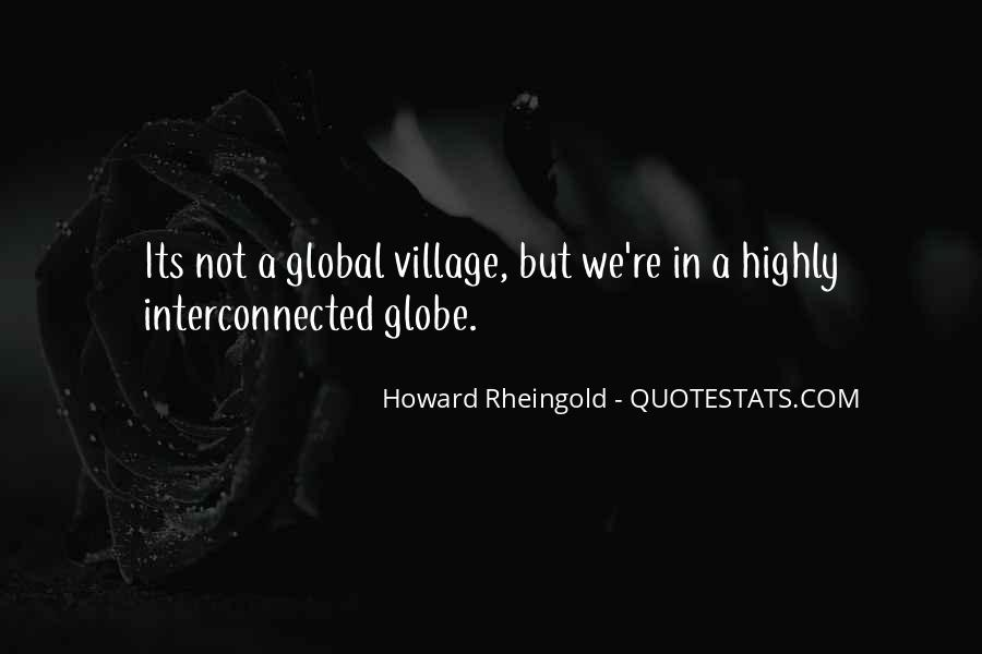 Howard Rheingold Quotes #1438627