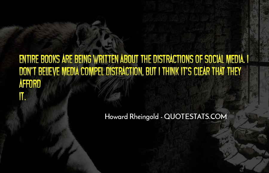 Howard Rheingold Quotes #318814