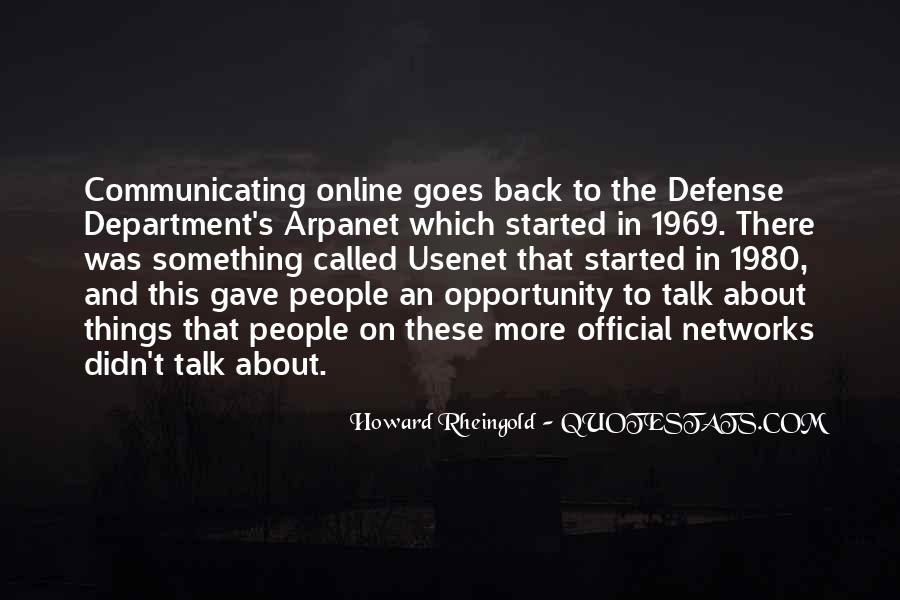 Howard Rheingold Quotes #415335