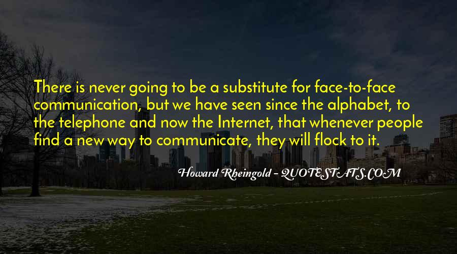 Howard Rheingold Quotes #469262