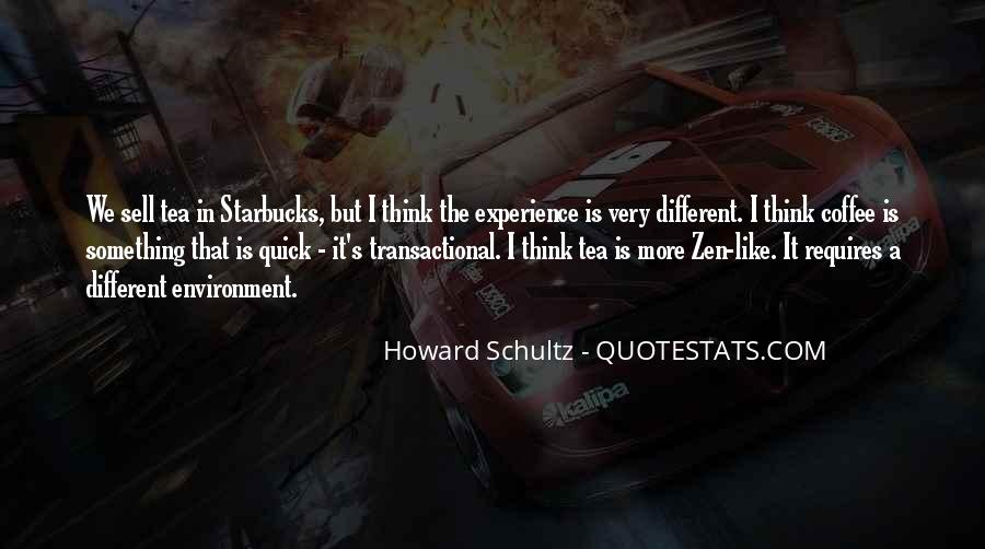 Howard Schultz Quotes #1094634