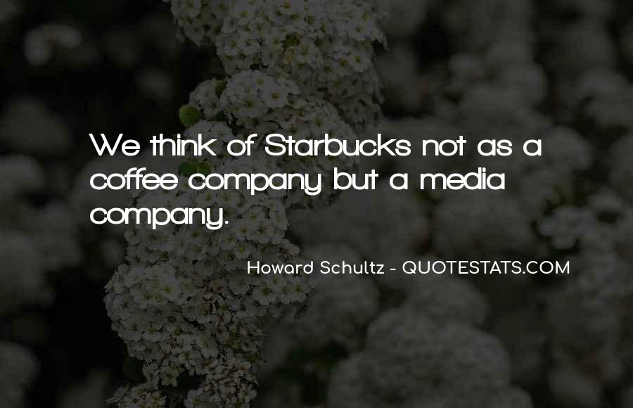 Howard Schultz Quotes #485002