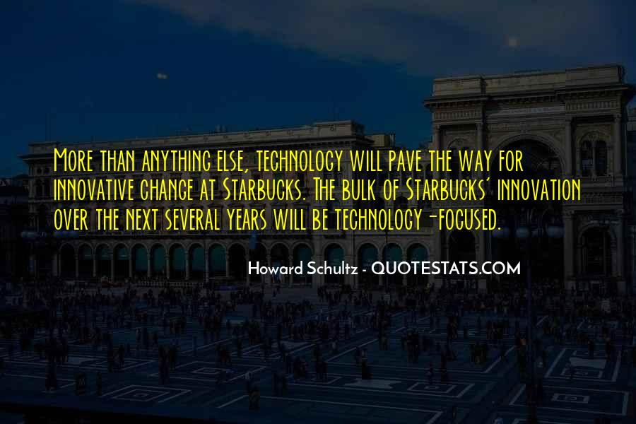 Howard Schultz Quotes #711589