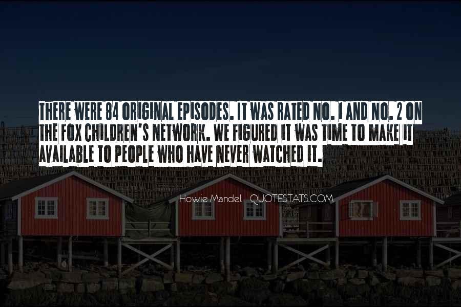 Howie Mandel Quotes #1153861