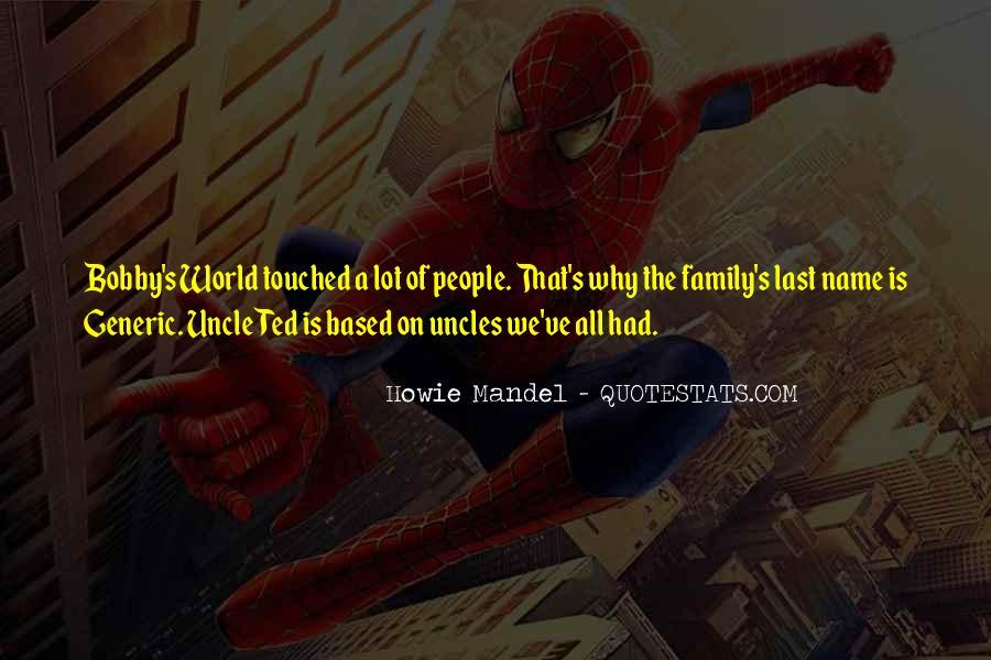 Howie Mandel Quotes #122866