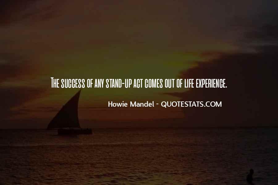 Howie Mandel Quotes #1293795