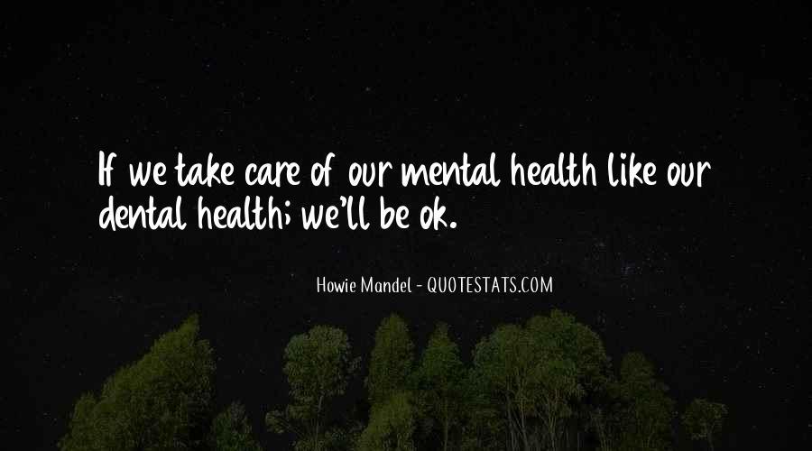 Howie Mandel Quotes #1342511