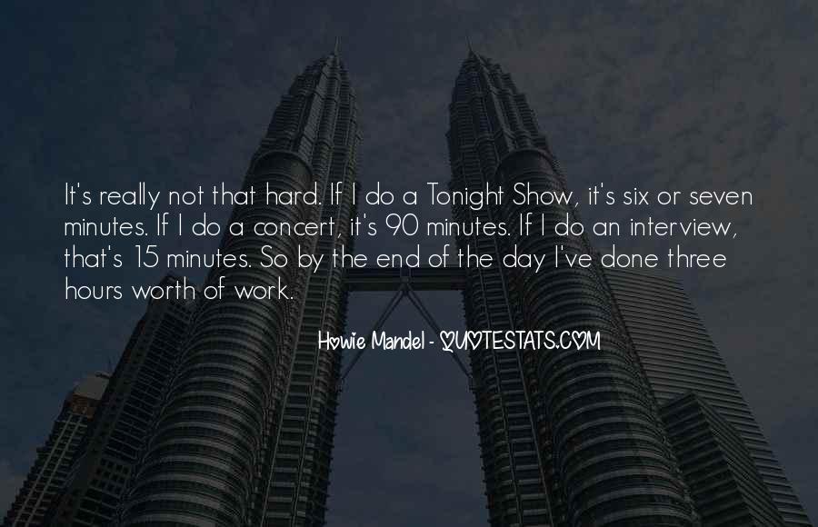 Howie Mandel Quotes #1546355