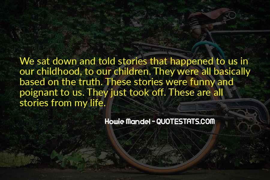 Howie Mandel Quotes #1559726