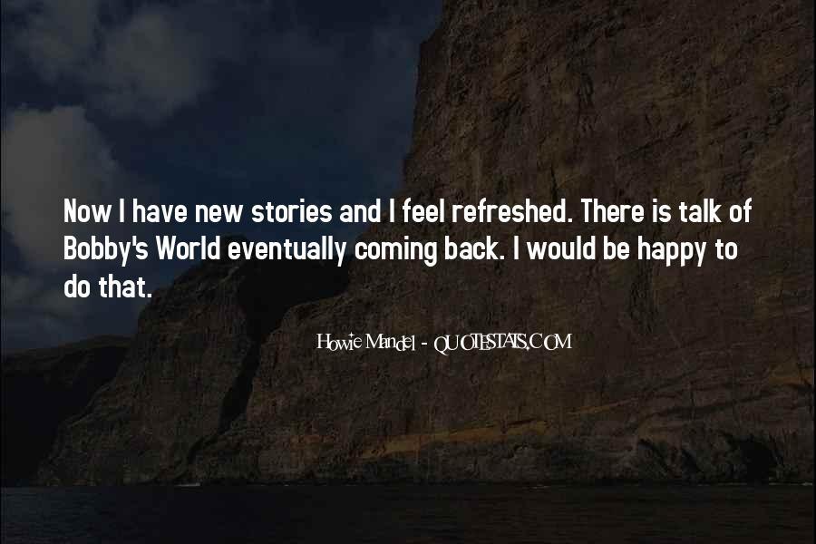 Howie Mandel Quotes #1641435
