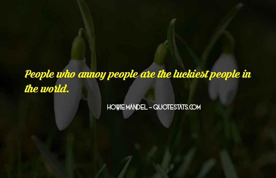 Howie Mandel Quotes #778476