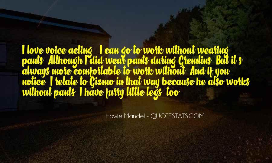 Howie Mandel Quotes #826610