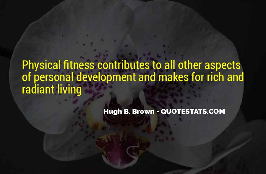 Hugh B. Brown Quotes #1473046