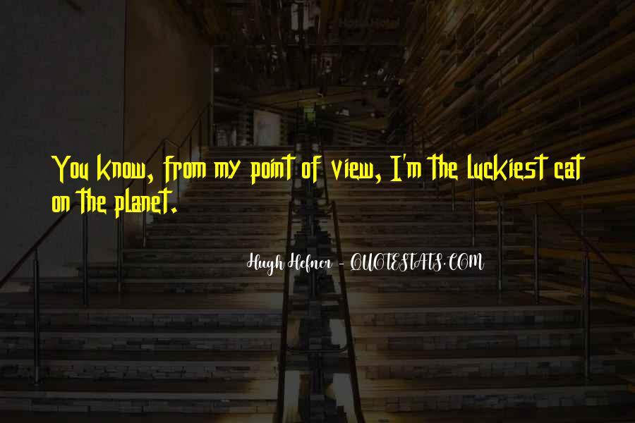 Hugh Hefner Quotes #1036127