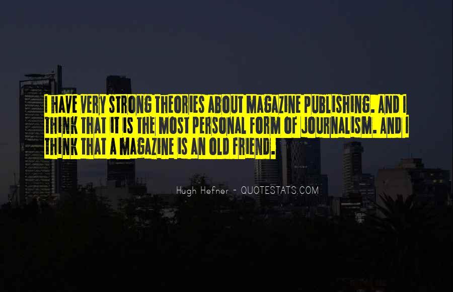 Hugh Hefner Quotes #1108233