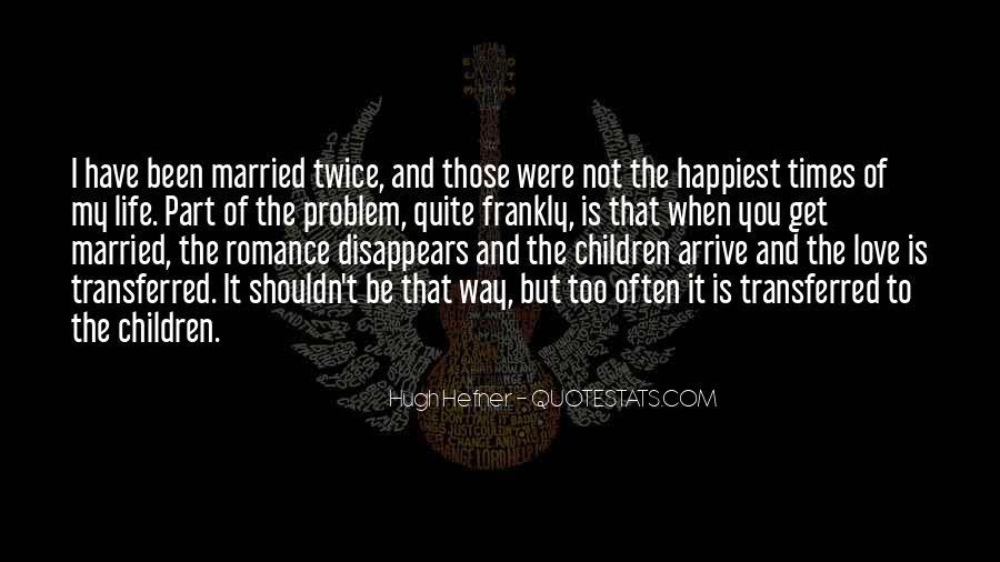 Hugh Hefner Quotes #1117290