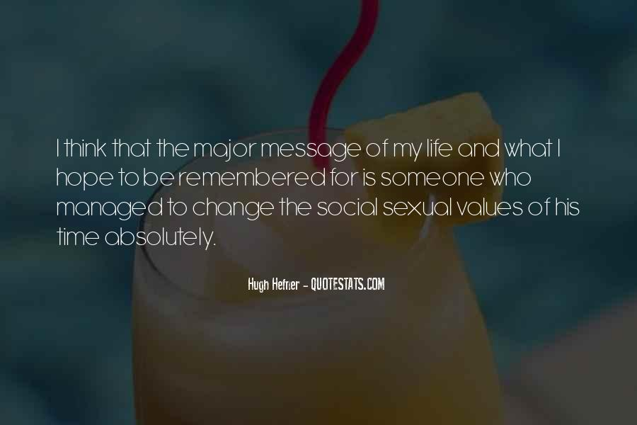 Hugh Hefner Quotes #1132110