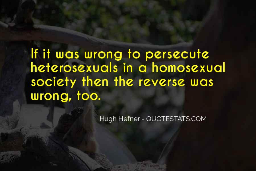Hugh Hefner Quotes #1171135