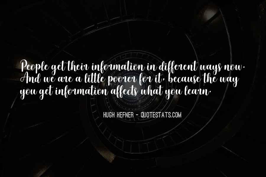 Hugh Hefner Quotes #1345216