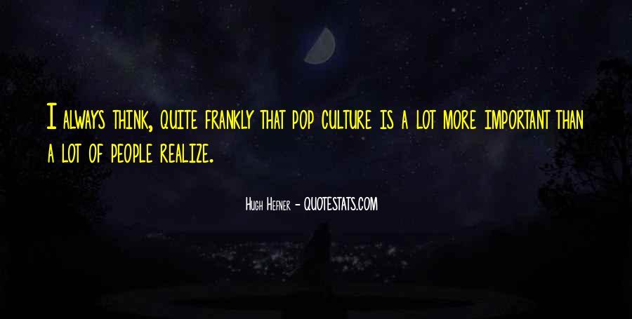 Hugh Hefner Quotes #1726443