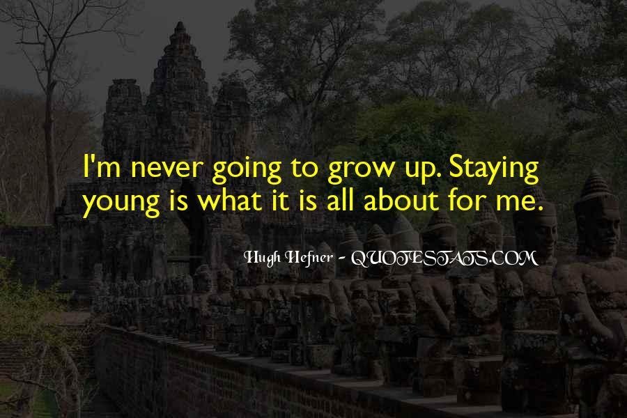 Hugh Hefner Quotes #1738755