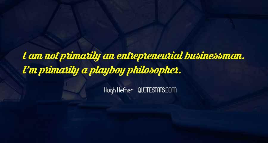 Hugh Hefner Quotes #180501