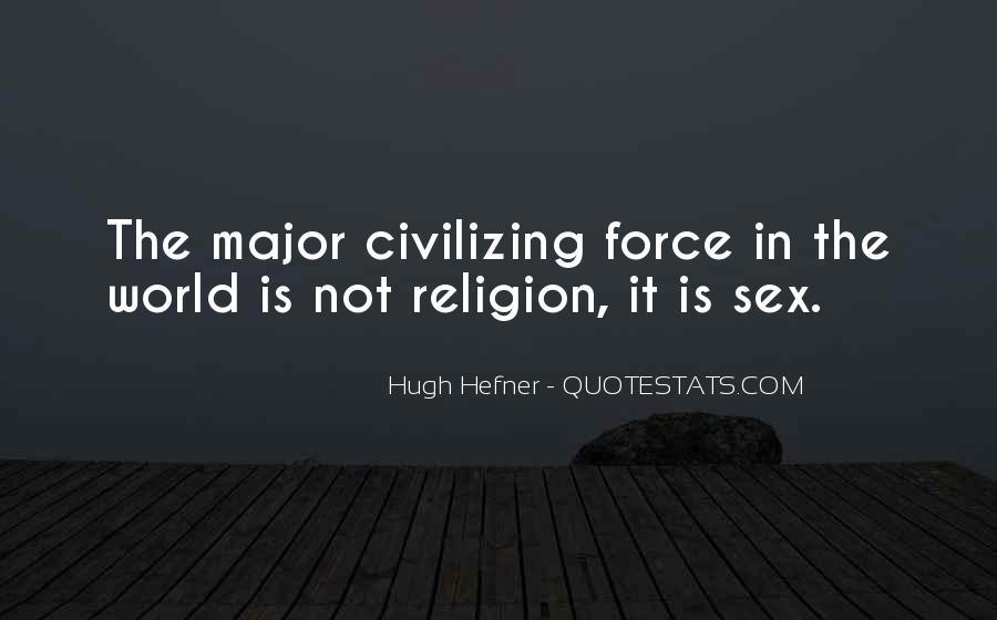 Hugh Hefner Quotes #186322