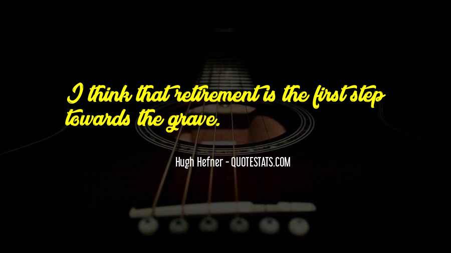 Hugh Hefner Quotes #208737