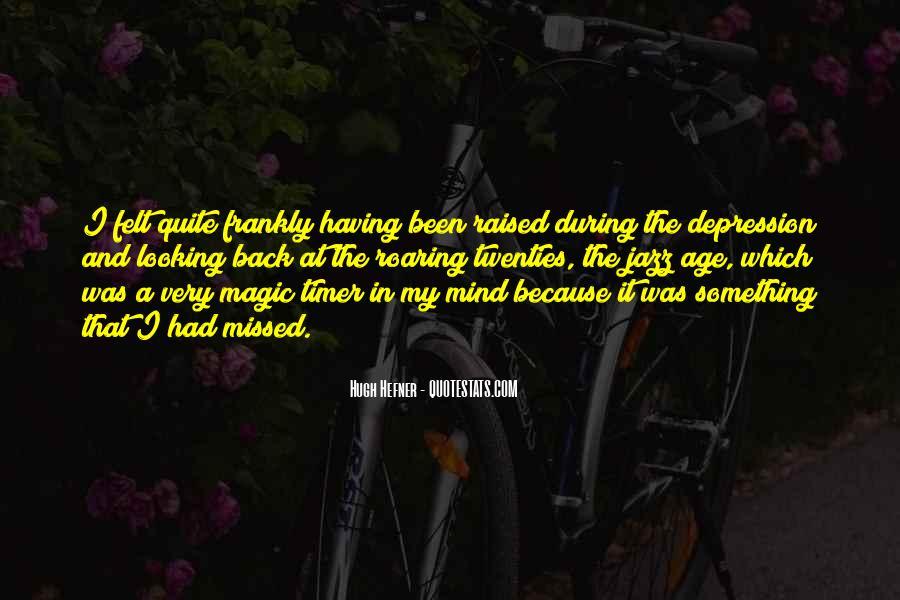 Hugh Hefner Quotes #383445