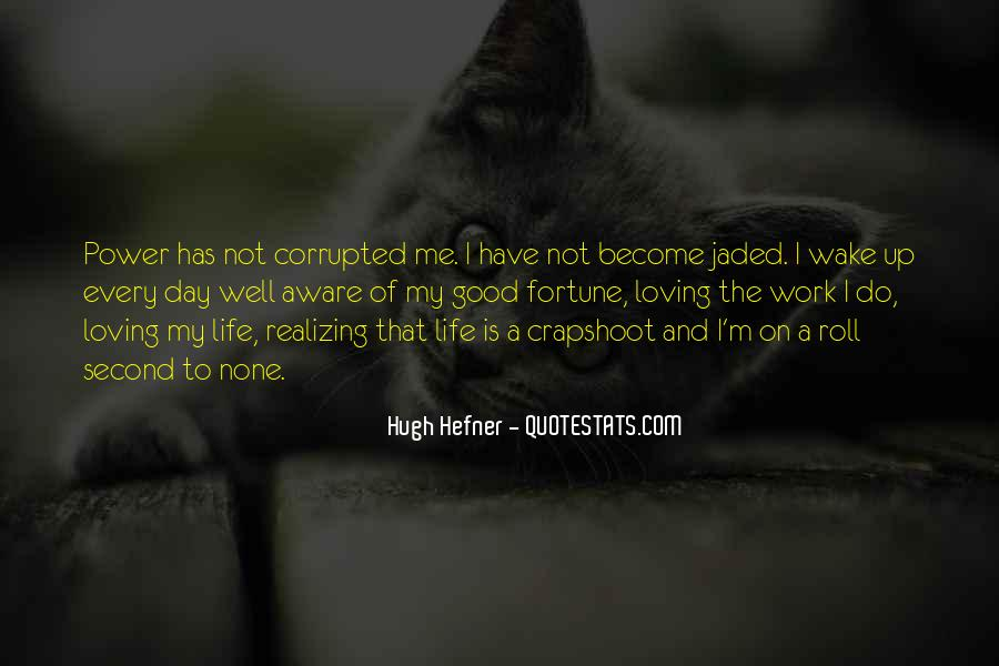 Hugh Hefner Quotes #42099