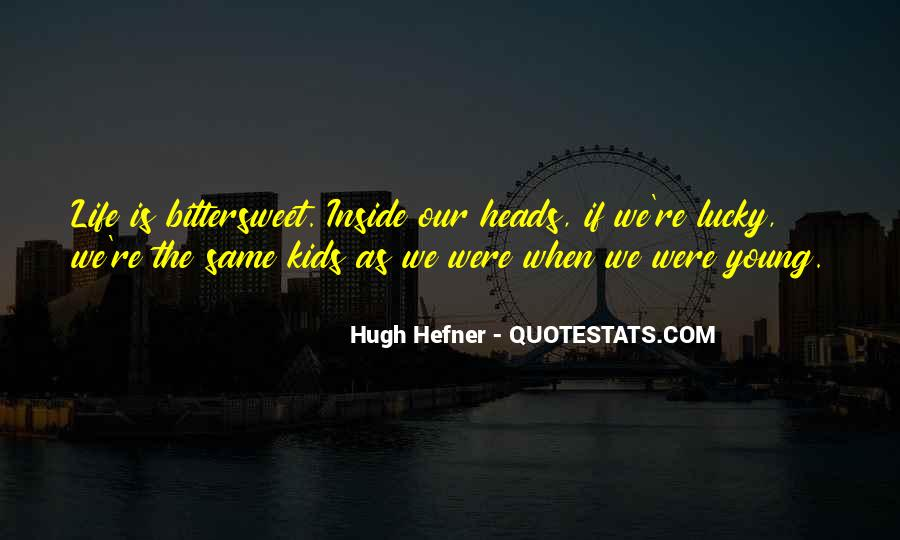 Hugh Hefner Quotes #585431