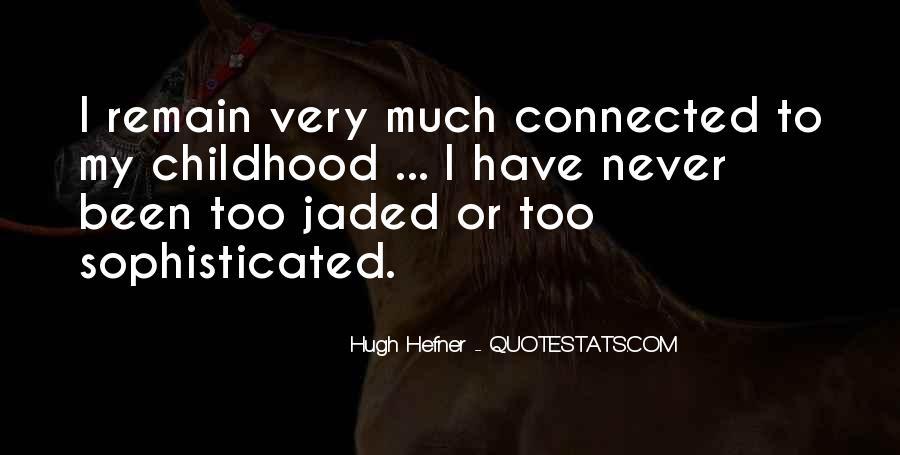Hugh Hefner Quotes #642460