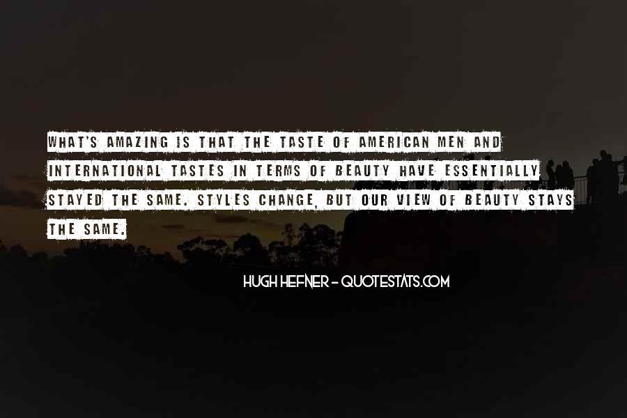 Hugh Hefner Quotes #695514