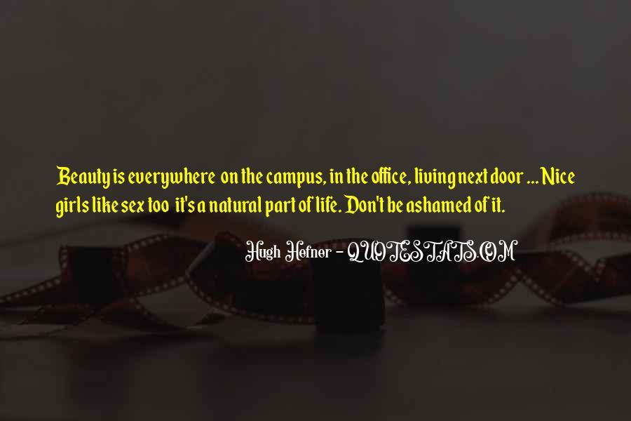 Hugh Hefner Quotes #743113