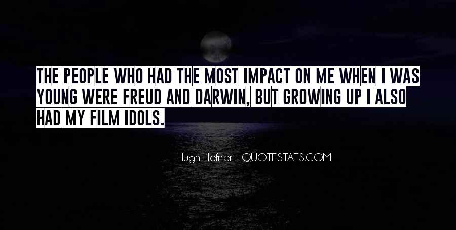 Hugh Hefner Quotes #764002