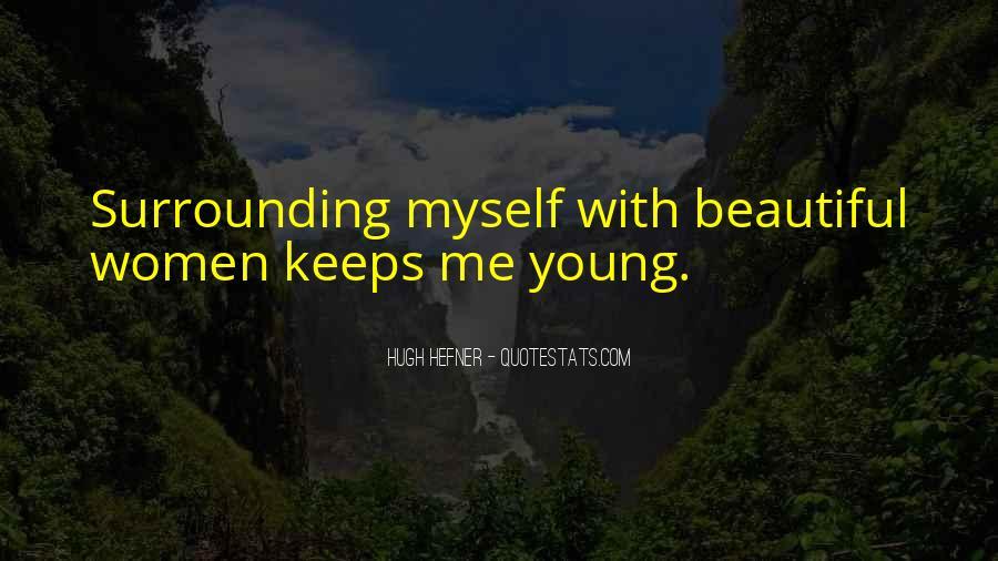 Hugh Hefner Quotes #992017