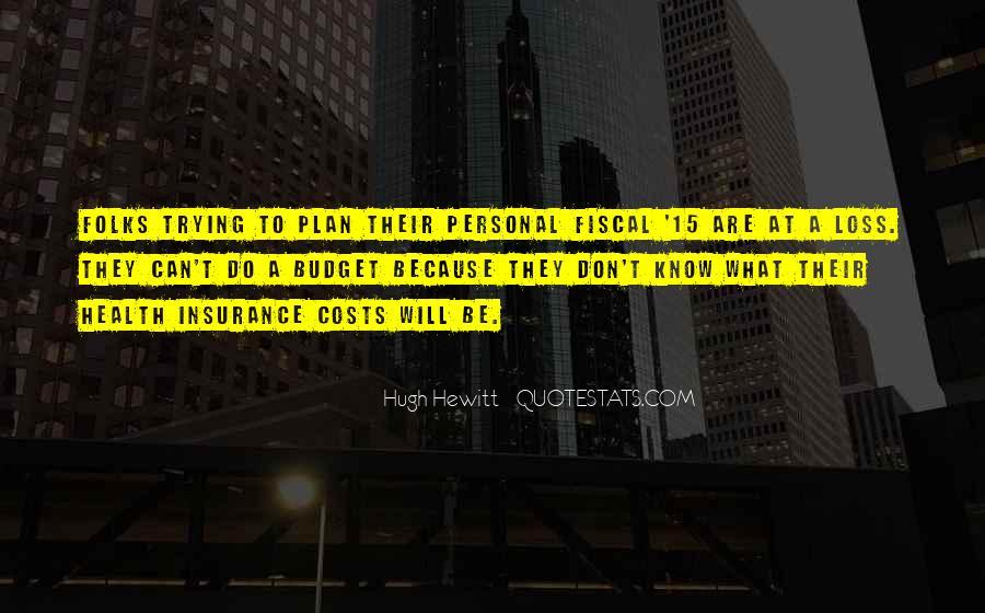 Hugh Hewitt Quotes #1026220